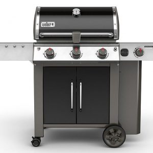 Barbecue Weber Genesis II LX E-340 GBS Black