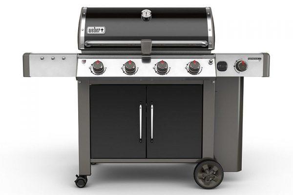 Barbecue Weber Genesis II LX E-440 GBS Black
