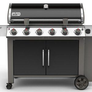 Barbecue Weber Genesis II LX E-640 GBS Black