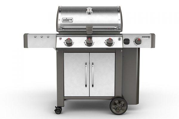 Barbecue Weber Genesis II LX S-340 GBS RVS