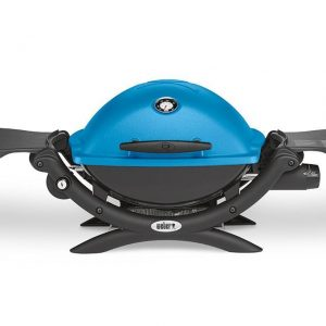 Barbecue Weber Q1200 Blue