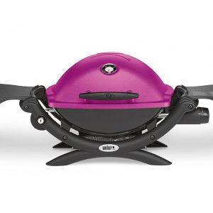 Barbecue Weber Q1200 Fuchsia