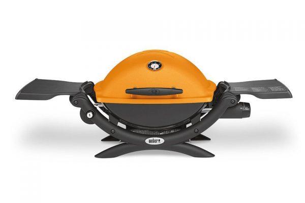 Barbecue Weber Q1200 Orange