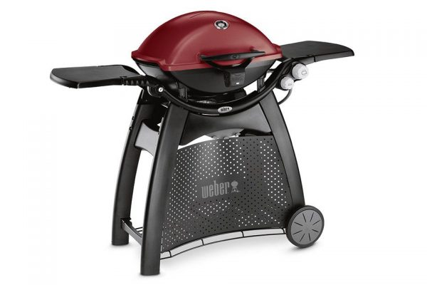 Barbecue Weber Q3200 Station Maroon