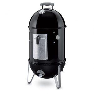 Barbecue Weber Smokey Mountain Cooker Black 37 cm