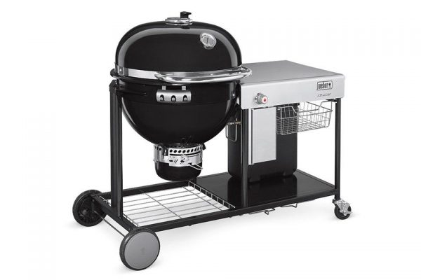 Barbecue Weber Summit Charcoal Grill Center GBS System Edition 61 cm Black