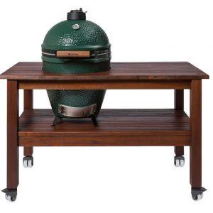 Big Green Egg Mahogany table XL
