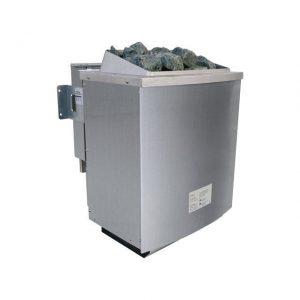 Bio-combikachel 9 kW 'de alleskunner' - Karibu