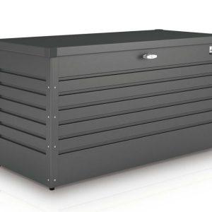 Biohort HobbyBox 100 donkergrijs metallic 101x46x61 cm