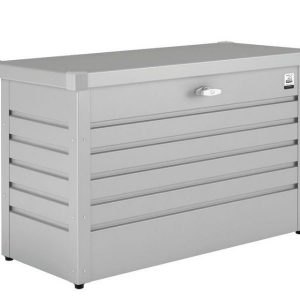 Biohort HobbyBox 130 zilver metallic 134x62x71 cm