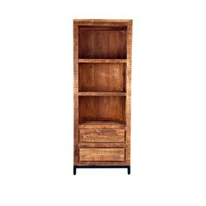 LABEL51 Boekenkast 'Gent' 70x45x185 cm