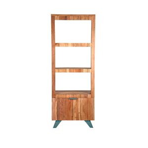 LABEL51 Boekenkast 'Milaan' 72x45x188 cm