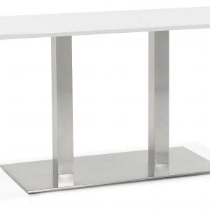 Kokoon Design Eettafel 'Recta', kleur Wit