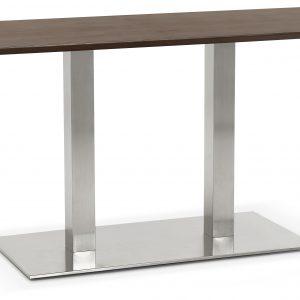 Kokoon Design Eettafel 'Recta', kleur Hout