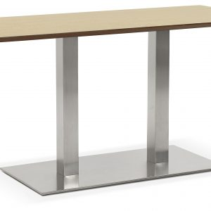 Kokoon Design Eettafel 'Recta', kleur Naturel