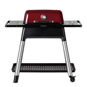 Everdure FORCE Gas Barbeque with Stand (ULPG) Red
