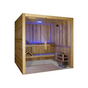 Fonteyn Finse sauna Niilo