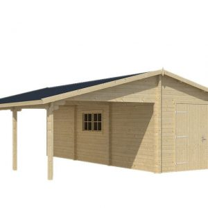 Garage/Carport Tuindeco - Berggren