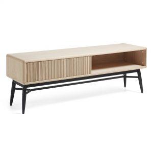 Kave Home Tv-meubel 'Drihxen' met 1 schuifdeur