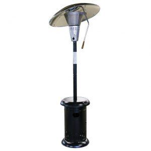 Heater Focus Charcoal 13 KW met Verlichting Fonteyn