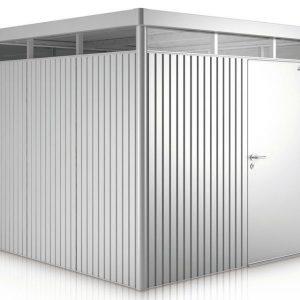 HighLine Biohort met standaard deuren H4 zilver metallic