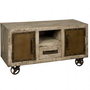 RENEW Tv-meubel 'Davy' met 2 deuren, 120cm