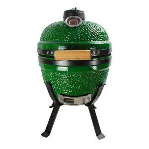 "Fonteyn Collectie Kamado Grill Small 14"""" Dark Green Fonteyn"