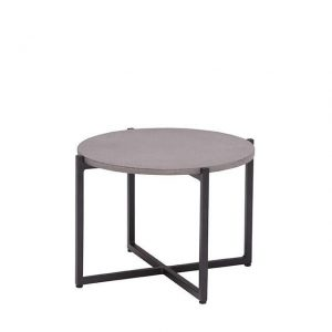 Koffietafel 54 Soul Concrete-Zwart Apple Bee