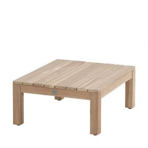 Koffietafel 80 x 60 cm Evora Teak 4 Seasons Outdoor