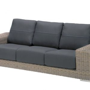 Loungebank 3-zits Kingston Pure 4 Seasons Outdoor