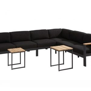 4 Seasons Outdoor Loungeset Orion 01 Essence Anthracite 4SO