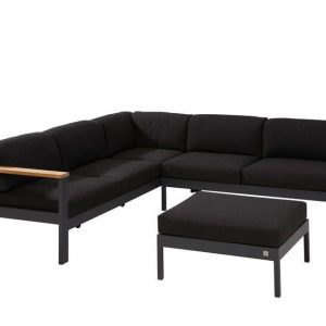 Loungeset Orion Anthracite 4 Seasons Outdoor