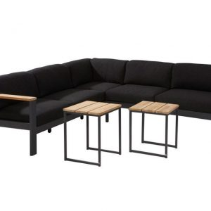 Loungeset Orion Essence Anthracite 4 Seasons Outdoor