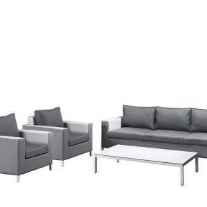 Loungeset Vales Taupe Grey SUNS