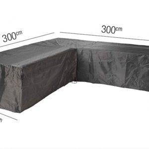 Platinum Loungesethoes L 300 x 300 x 100 x 70(H) cm AeroCover