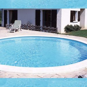 Active Pool Metalen zwembad Excellent rond 400 x 120 cm