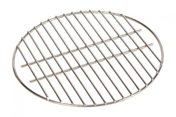 ONDERDEEL BIG GREEN EGG Stainless Steel Cooking Grid for Mini Egg