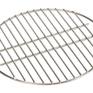 ONDERDEEL BIG GREEN EGG Stainless Steel Cooking Grid for Small / Mini max Egg