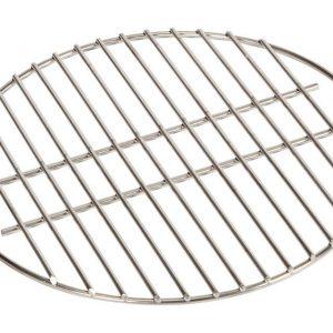ONDERDEEL BIG GREEN EGG Stainless Steel Cooking Grid for XL Egg