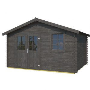 OLP Outdoor Life Products Tuinhuis Anna 300 Gedompeld