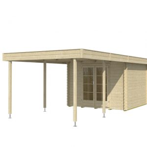 OLP Outdoor Life Products Tuinhuis Odille 300 Extra