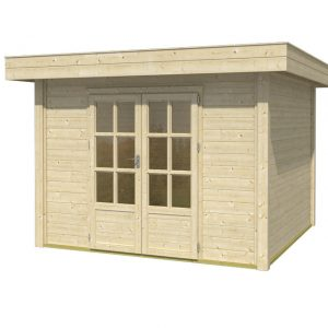 OLP Outdoor Life Products Tuinhuis Outdoor Living 3030 Extra