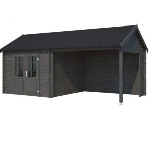 OLP Outdoor Life Products Tuinhuis Siri 600 Gedompeld