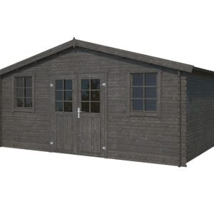 OLP Outdoor Life Products Tuinhuis Udo 380 Gedompeld
