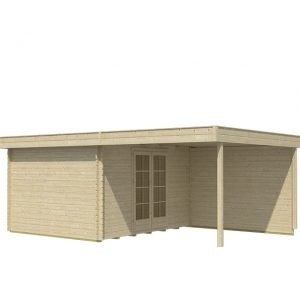 OLP Outdoor Life Products Tuinhuis Xena 300 Top