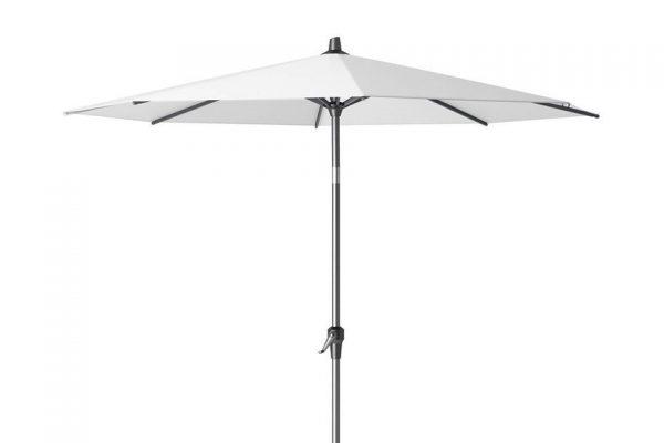 Parasol 250 cm Riva Wit Platinum