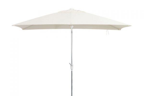 Parasol 250 x 250 cm Madera Ecru 4 Seasons Outdoor