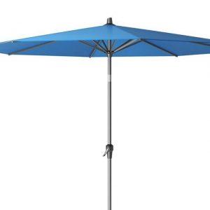 Parasol 300 cm Riva Blauw Platinum