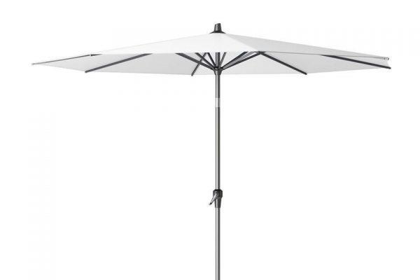Parasol 300 cm Riva Wit Platinum