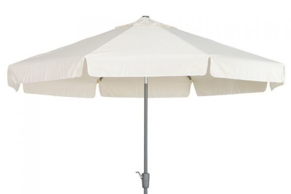 Parasol 350 cm Toledo Ecru 4 Seasons Outdoor